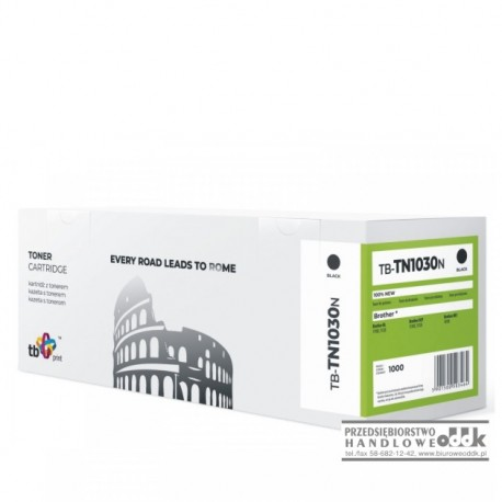 Toner TB zamiennik Brother TN1030N