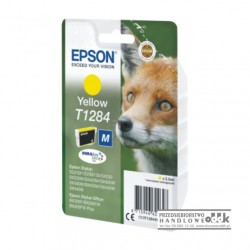 Tusz Epson T1284 żółty