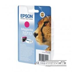 Tusz Epson T0713 purpurowy