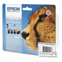 Tusz Epson T0715 CMYK