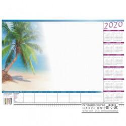 Kalendarz na biurko podklad ODDK PH