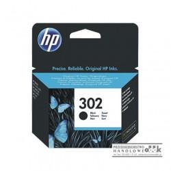 Tusz HP302 czarny
