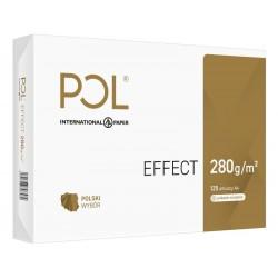 Papier ksero satynowany A4 POLEFFECT A++ 120G