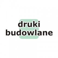 Druki budowlane